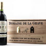 Domaine de la Grave Cuvée Prestige 2010 (Bordeaux) kist